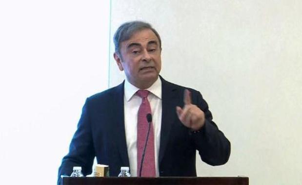Nissan en Japanse procureur spannen samen, volgens Ghosn