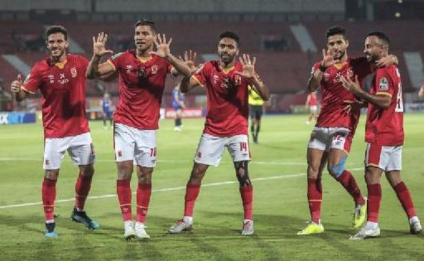 Ligue des Champions d'Afrique - Al-Ahly bat les Kayzer Chiefs et décroche un 10e titre