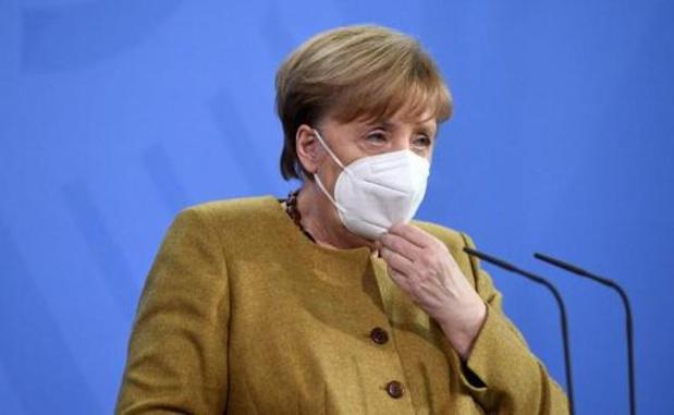 Angela Merkel: 'Eerste Duitse kwantumcomputer mijlpaal en sleutelrol'