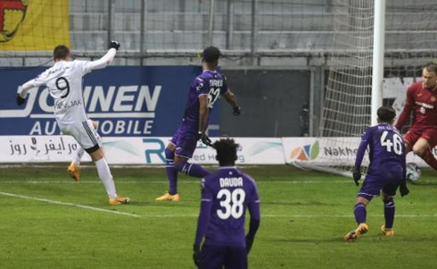 Jupiler Pro League - RSC Anderlecht lijdt 2-0 nederlaag in Eupen
