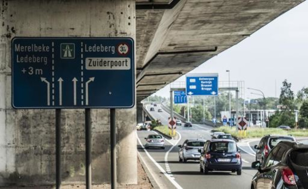 Website bundelt alle info over wegenwerken ten noorden van Gent