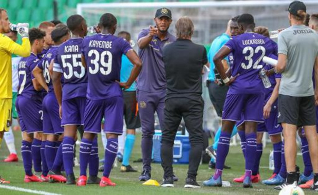 Jupiler Pro League - Anderlecht wint ook tweede oefenpot tegen Saint-Étienne, zorgen om Kompany