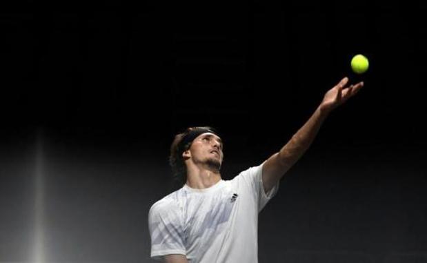ATP Cologne - Impitoyable face à Schwartzman, Zverev réussit le doublé à Cologne