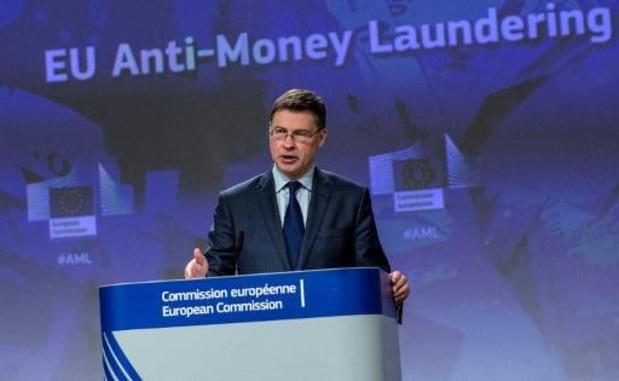 Europese Commissie sleutelt aan lijst van risicolanden terreurfinanciering