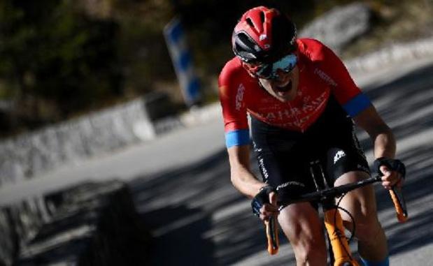 Gino Mäder remporte la 6e étape, Remco Evenepoel passe deuxième du général