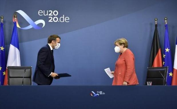 Sommet européen - Soulagement parmi les chefs d'État et de gouvernement des 27 après un sommet à rallonges