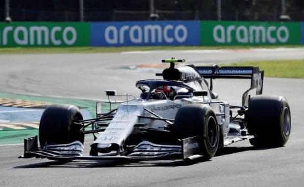 Pierre Gasly is verrassende winnaar van incidentrijke GP van Italië