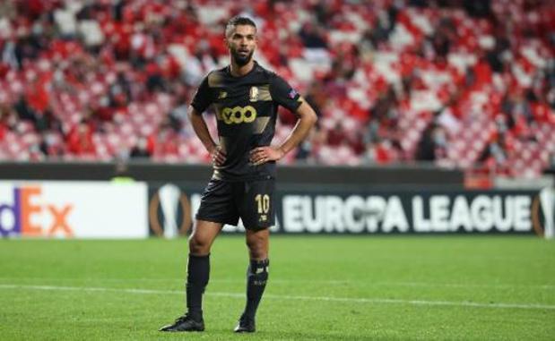 Standard krijgt pandoering van Benfica en staat al dichtbij uitschakeling