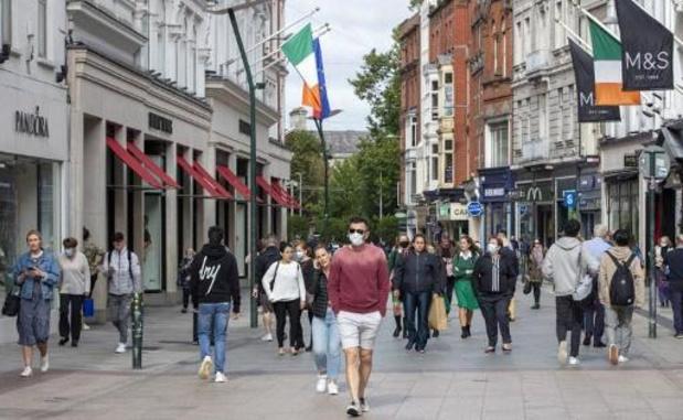 Irlande: les conseillers médicaux recommandent un second confinement