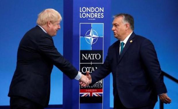 Londres défend la rencontre prochaine de Johnson avec Orban