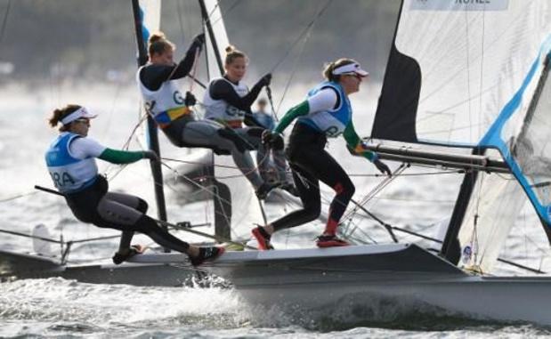 Isaura Maenhout et Anouk Geurts à trois manches des Jeux Olympiques de Tokyo