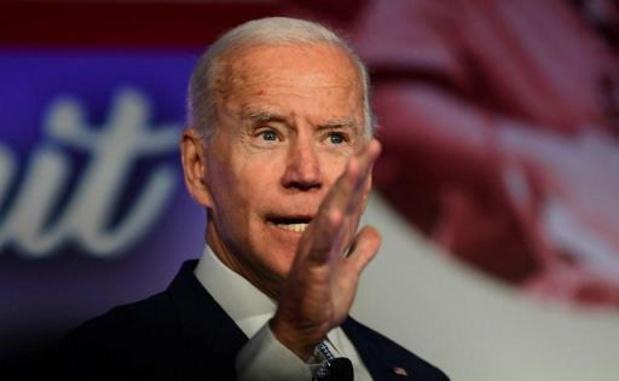 Présidentielle américaine 2020 - Joe Biden remporte la primaire démocrate de l'Alaska