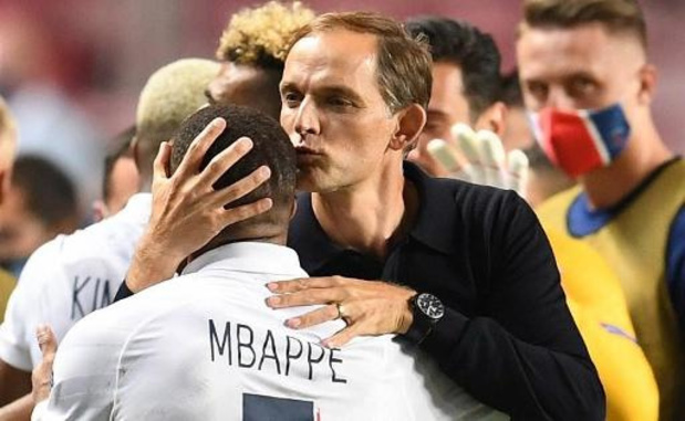 PSG-coach Tuchel sluit basisplaats Mbappé niet uit tegen Leipzig