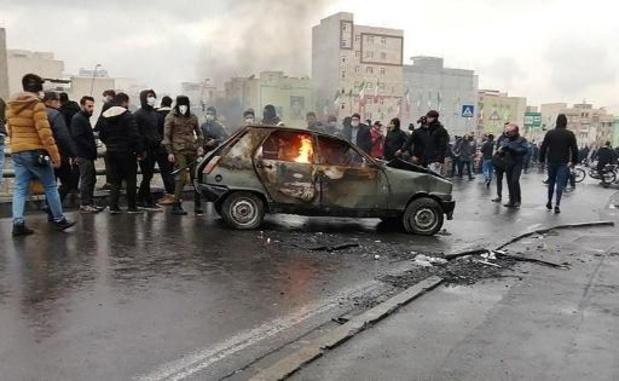 Iran: 40 arrestations durant les manifestations contre le prix de l'essence