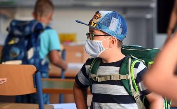 """La rentrée scolaire sera sous """"code jaune"""" à travers tout le pays, avec semaines complètes"""