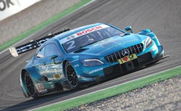 La saison de DTM commencera à Spa-Francorchamps