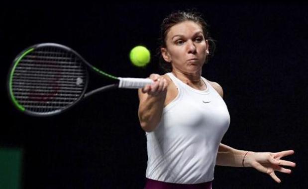 Halep springt over Osaka naar derde plaats op eerste WTA-ranking van 2020