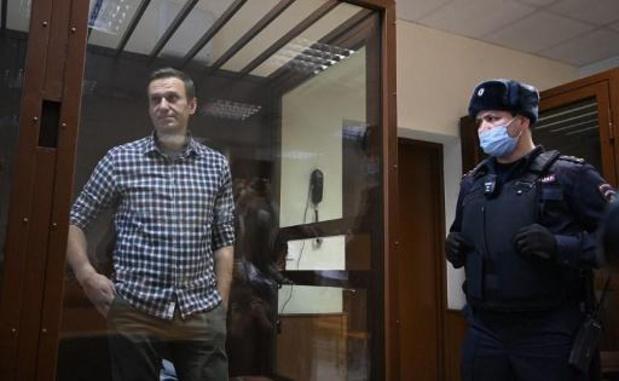 """Navalny geen """"gewetensgevangene"""" meer door oude racistische uitspraken"""