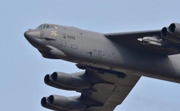 Des B-52 américains survolent lundi le territoire des trente pays de l'Otan