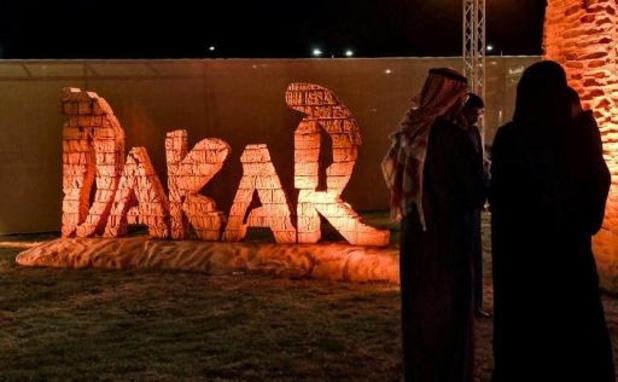 Dakar : treize Belges au départ le 3 janvier en Arabie Saoudite