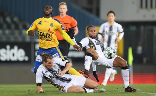 Ilaimaharitra (Charleroi) risque trois matches de suspension