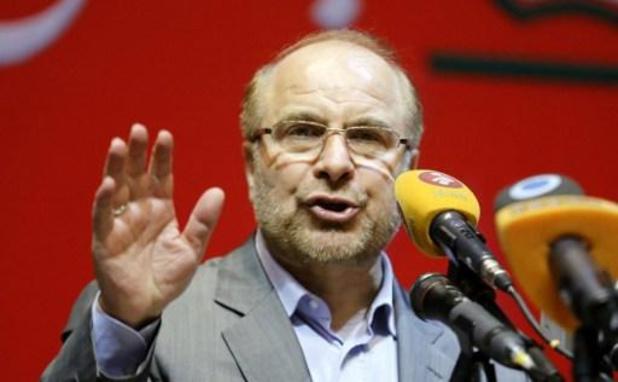 Iraanse parlementsvoorzitter sleept perscartoonist voor de rechter wegens portret