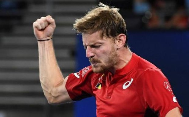 L'Espagne de Rafael Nadal se dresse sur la route de la Belgique en quarts de finale