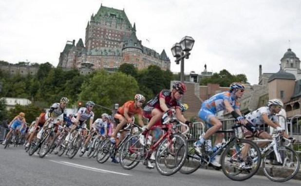 Les Grands Prix cyclistes de Québec et Montréal annulés à cause de la crise sanitaire
