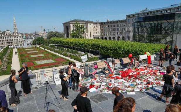 Kunstensector vraagt ondersteuning met actie op Kunstberg en hoorzitting in parlement