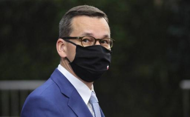 Poolse premier Morawiecki in quarantaine