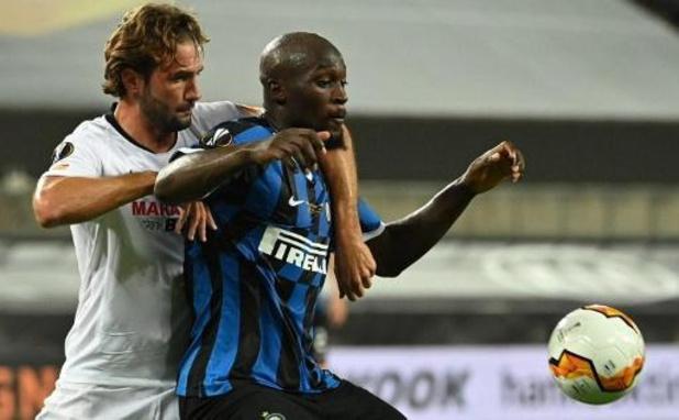 Les Belges à l'étranger - Romelu Lukaku dans la sélection de la saison en Europa League
