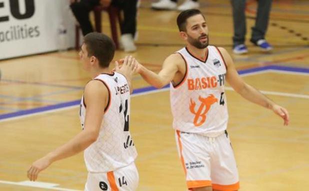 Domien Loubry et Jonas Foerts quittent le Brussels pour Malines