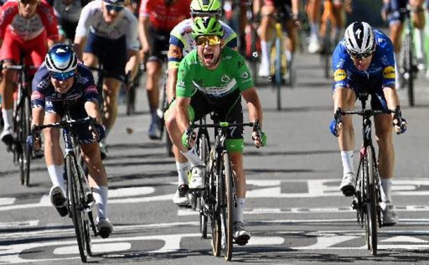 """Mark Cavendish après avoir égalé le record de Merckx: """"Juste une victoire de plus"""""""