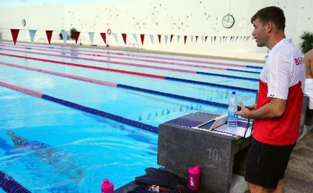 Nouveau le 1er septembre - Une nouvelle structure pour la natation belge avec Ronald Claes a sa tête
