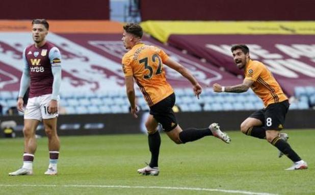 Leander Dendoncker offre la victoire à Wolverhampton sur le terrain d'Aston Villa