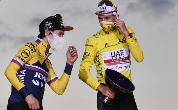 Tour de France - Un duel Tadej Pogacar - Primoz Roglic, Ineos et son armada en embuscade