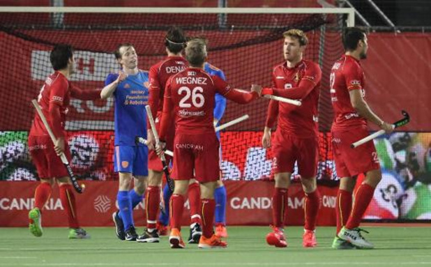 Les Red Lions en stage hivernal à Las Palmas, les Red Panthers à Mannheim