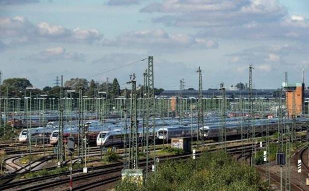 Allemagne: un premier train autonome sur les rails à Hambourg