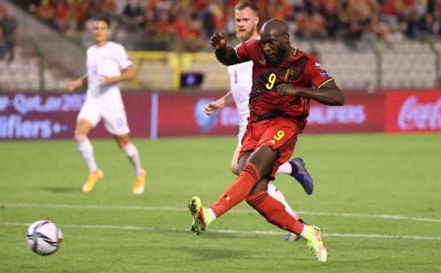 """Rode Duivels - Lukaku ziet Nations League ook als springplank voor WK: """"Pieken in Qatar"""""""