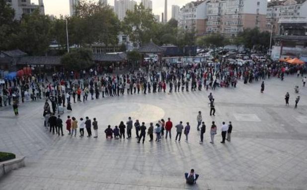 Drie miljoen inwoners van Chinese stad getest op twee dagen