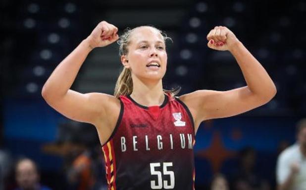 Basket (dames) - Un premier trophée pour Lyon et Julie Allemand (7 assists) avec la Supercoupe de France