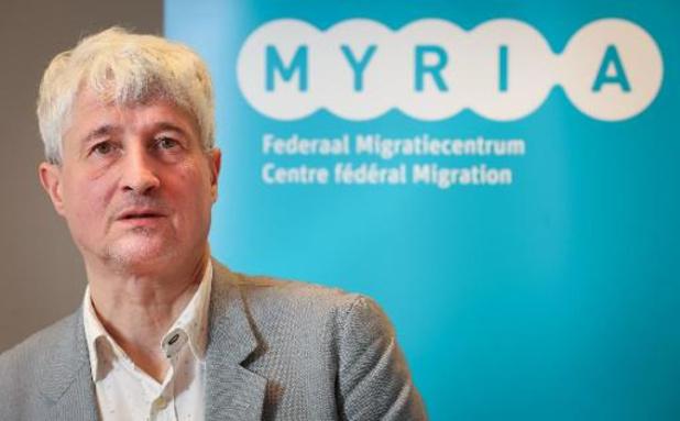 Koen Dewulf is nieuwe directeur van Myria