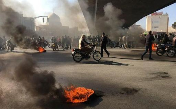 Drie betogers gedood in Bagdad