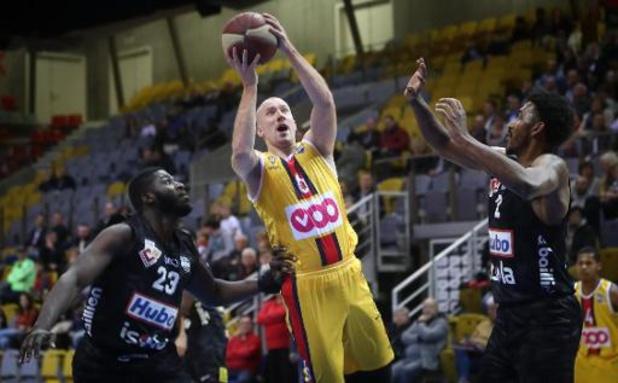 Euromillions Basket League - Première victoire de la saison pour Liège qui s'impose face à Limburg United
