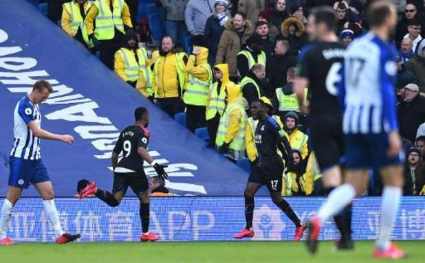 Crystal Palace en Benteke nestelen zich met zes op zes in de middenmoot