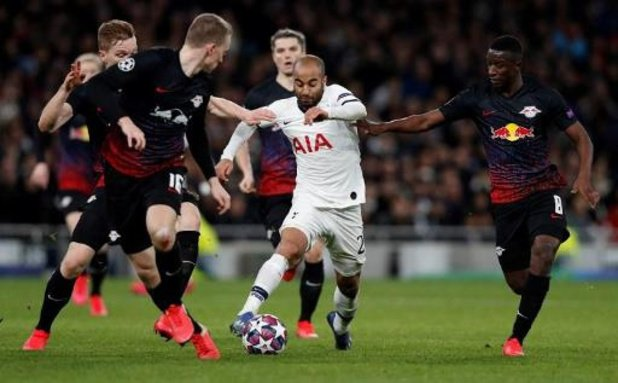 Ligue des Champions - Leipzig s'est imposé à Tottenham (0-1) et l'Atalanta a ébranlé Valence