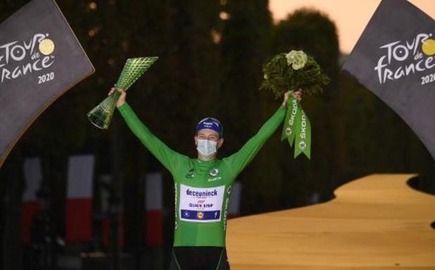 Gand-Wevelgem - L'Irlandais Sam Bennett (Deceuninck-Quick Step) sur la lancée de son Tour de France