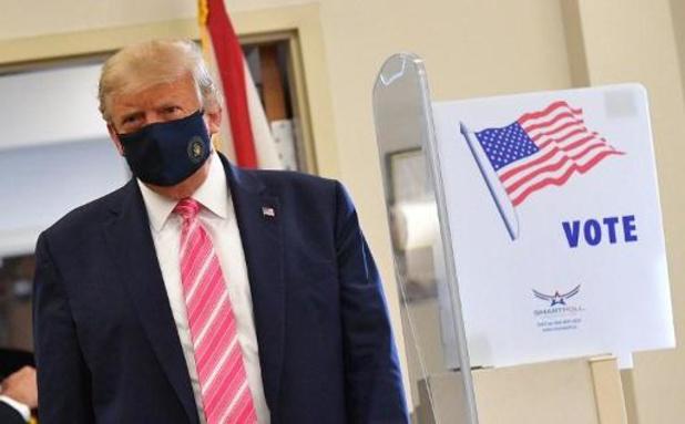 Amerikaanse presidentsverkiezingen - Nu al meer vervroegd gestemd dan in 2016