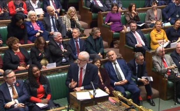 Brexit - Le Parlement britannique rejette la proposition d'élections le 9 décembre