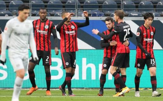 Bundesliga - Le Bayer Leverkusen battu à Francfort, le Bayern peut prendre le large